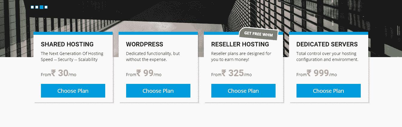 recoverhosting.com plan